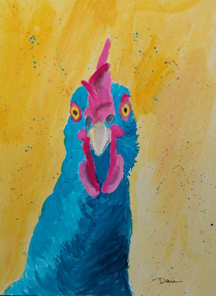 Bird Brain Blues